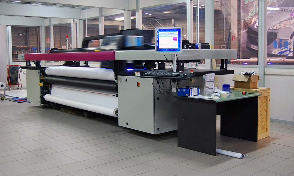 Stampa Digitale piccolo e grande formato | Soluzioni flat-bed & roll-to-roll.